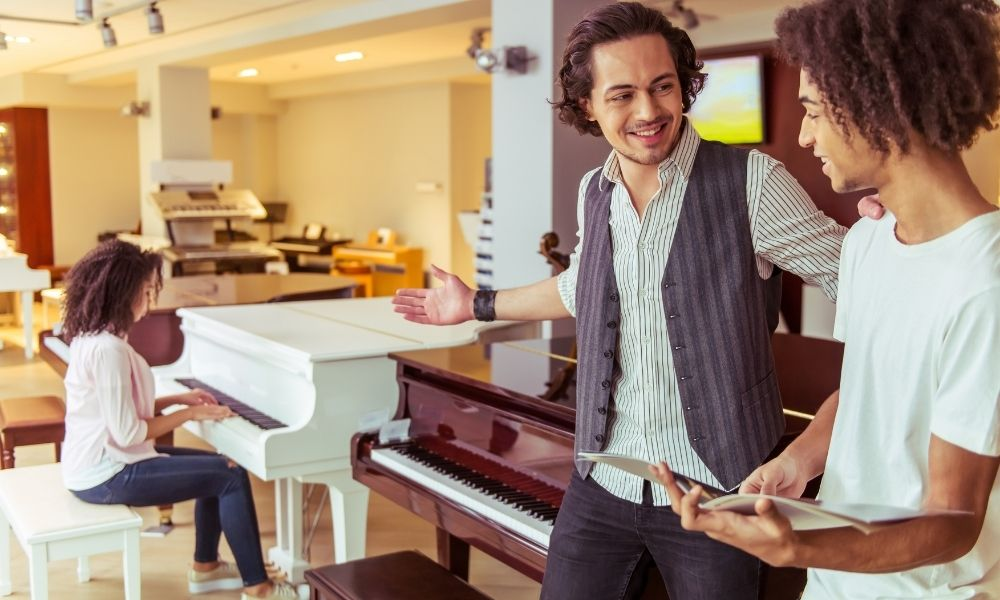 Considerations When Choosing a Piano for Your Church