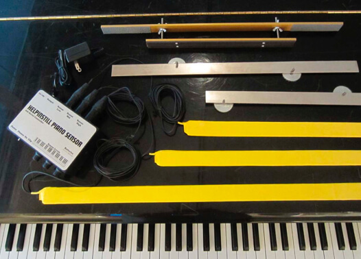 Model 300 Piano System